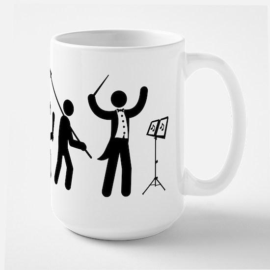 Music Conductor Large Mug