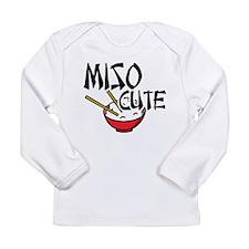 Miso Cute Long Sleeve T-Shirt