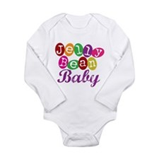 Jelly Bean Baby Body Suit