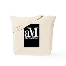Alpha Male Tote Bag