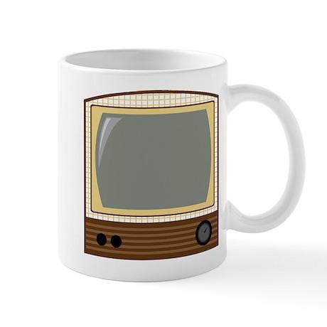 Vintage TV Mug