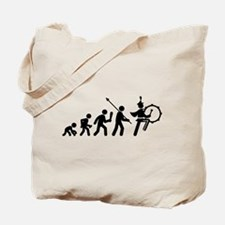 Bass Drummer Tote Bag