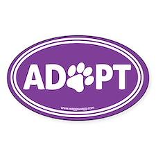 Adopt Bumper Stickers