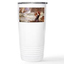 Miranda and the Tempest Wraparound Travel Mug