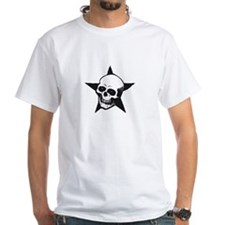 dying rock star t-shirt