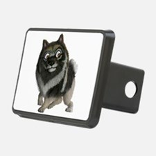 The Keeshond: A friend like no other! Hitch Cover