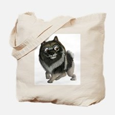 The Keeshond: A friend like no other! Tote Bag