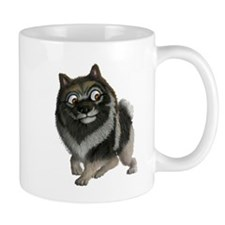 The Keeshond: A friend like no other! Mug
