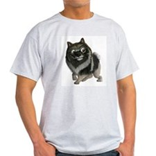 The Keeshond: A friend like no other! T-Shirt