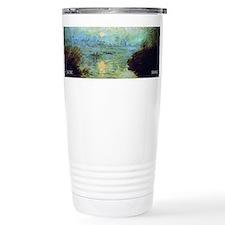 Monet Sunrise Wraparound Travel Mug