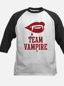 Team Vampire Baseball Jersey