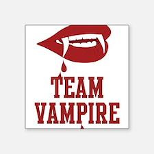 Team Vampire Sticker