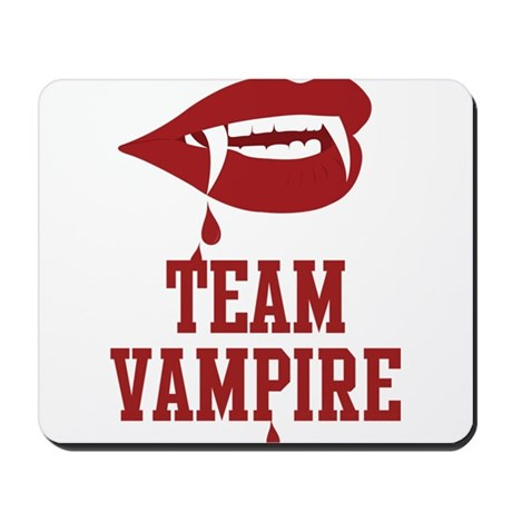 Team Vampire Mousepad