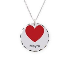 Mayra Big Heart Necklace