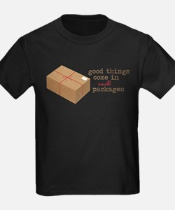 Small Packages T-Shirt