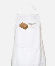 Small Packages Apron