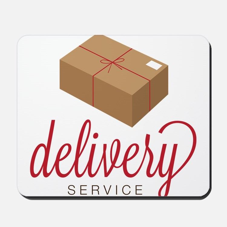 Delivery Mousepad