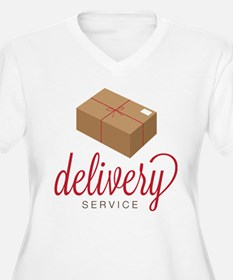 Delivery Plus Size T-Shirt