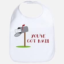 You've Got Mail Bib