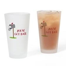 You've Got Mail Drinking Glass