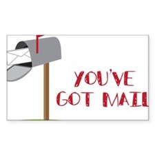 You've Got Mail Decal