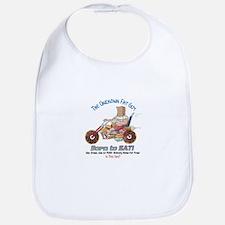 Born to Eat - UFG Biker T-shirt Bib