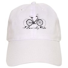 My Bike Baseball Baseball Cap