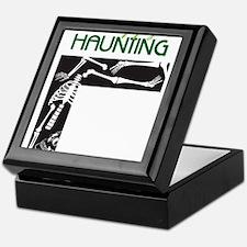 Happy Haunting Keepsake Box