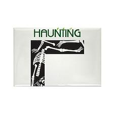 Happy Haunting Rectangle Magnet