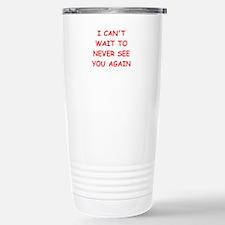 hate Travel Mug