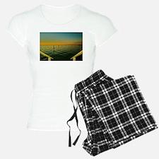 Harbor Sunset Pajamas