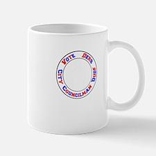 Vote Ders City Councilman Dude Mug