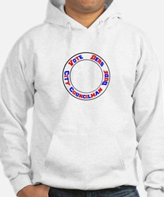Vote Ders City Councilman Dude Hoodie