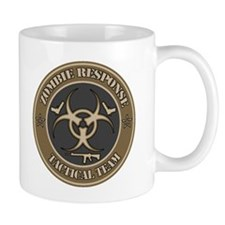 Zombie Response Tactical Team Mug