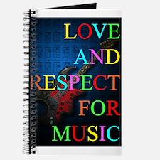 KuuMa Guitar Love 03 Journal