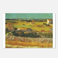 9 Postcards (Package of 8)