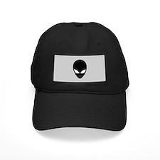 Black & Grey Alien Cap