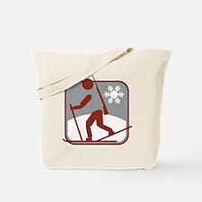biathlon symbol Tote Bag