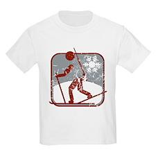 biathlon symbol (used) T-Shirt