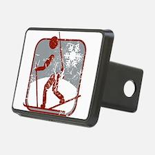 biathlon symbol (used) Hitch Cover