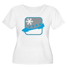 Bob symbol Plus Size T-Shirt