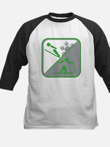 nordische kombination symbol Baseball Jersey