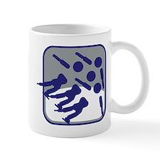 Shorttrack-Eisschnelllauf Mug