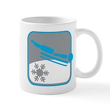 skeleton symbol Mug