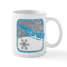 skeleton symbol (used) Mug