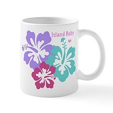 Island baby - pink Mug