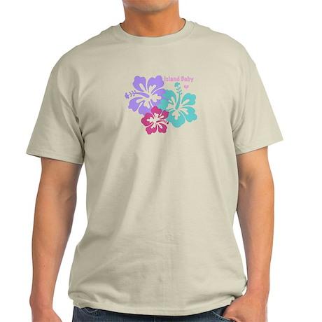 Island baby - pink T-Shirt