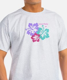 Island baby - pink T-Shirt