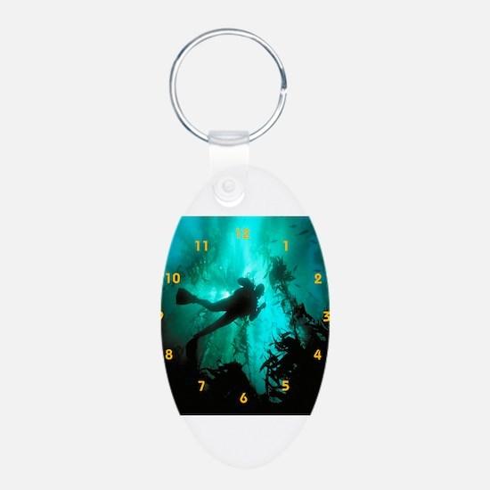 Cute Scuba diving Keychains