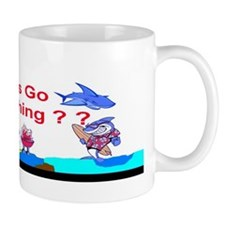 Fishing Time Mug